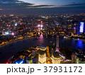 夜景 都市風景 上海の写真 37931172
