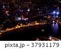 夜景 上海 マジックアワーの写真 37931179
