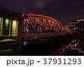 夜景 上海 ライトアップの写真 37931293