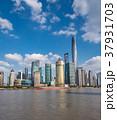 中国 上海 高層ビルの写真 37931703