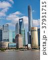 上海 高層ビル 摩天楼の写真 37931715