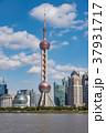上海 上海タワー 高層ビルの写真 37931717