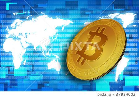ビットコイン 37934002