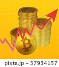 ビットコイン コイン 仮想通貨のイラスト 37934157