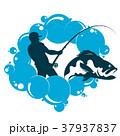 サカナ 魚 魚類のイラスト 37937837