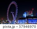 ロンドンアイ 夜景 イギリス 37946970