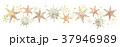 雪の結晶のイラスト 37946989