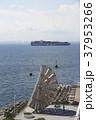 サービスエリア 海 風景の写真 37953266