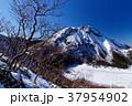 日光白根山 白根山 雪山の写真 37954902