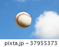 硬球と青空と雲 37955373