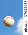 硬球と青空と雲 37955968