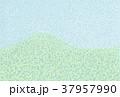 背景素材-春の山野 37957990