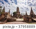 タイ アユタヤ チャイワッタナーラームの写真 37958889