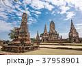 タイ アユタヤ チャイワッタナーラームの写真 37958901