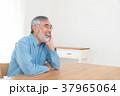 おじいさん おじいちゃん 祖父 シニア シルバー ポートレート 37965064