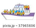 船上でウォッチング(冬バージョン) 37965606