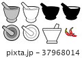 vector mortar and pestle 37968014