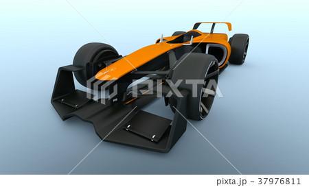 レーシングカー 37976811