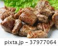 焼肉 焼き肉 サイコロステーキの写真 37977064