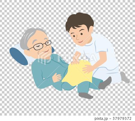 Grandpa to massage 37979372