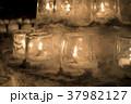 定山渓 雪灯路 スノーキャンドルの写真 37982127