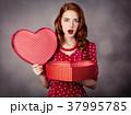 女の子 女子 バレンタインの写真 37995785