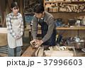 家具職人 男性 女性の写真 37996603