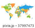 ワールド 世界 ベクトルのイラスト 37997473
