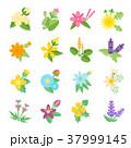 組み合わせ ベクトル フラットのイラスト 37999145