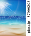 Sunny day with sand. EPS 10 37999208