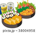 花見お弁当2 38004958