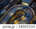 駐車場 立体駐車場 俯瞰の写真 38005244