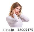 外国人 白人 女性の写真 38005475