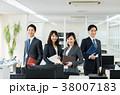 ビジネス ビジネスウーマン オフィスの写真 38007183