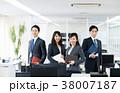 ビジネス ビジネスウーマン オフィスの写真 38007187