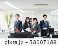 ビジネス ビジネスウーマン オフィスの写真 38007189
