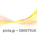 縞模様 ストライプ リボンのイラスト 38007916