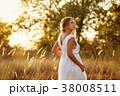 女の子 女子 ドレスの写真 38008511