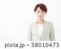 ビジネスウーマン キャリアウーマン 会社員の写真 38010473