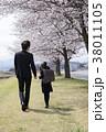 桜 入学 入学式の写真 38011105