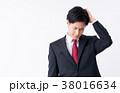 若いビジネスマン  38016634