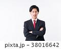ビジネスマン ビジネス 男性の写真 38016642