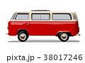 ベクトル 車 自動車のイラスト 38017246