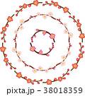 梅の花の輪 38018359