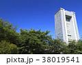 寺社風景(東京都、靖国神社、初夏) 38019541