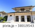 寺社風景(東京都、靖国神社、初夏) 38019543