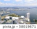 横浜港 建物 港の写真 38019671