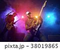 ベース ライブ ギタリストの写真 38019865