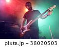バンド ベース ライブの写真 38020503