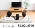 若い家族(テレビ) 38021649